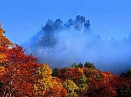 光雾山赏红叶红了吗?光雾山赏红叶几月去最好?