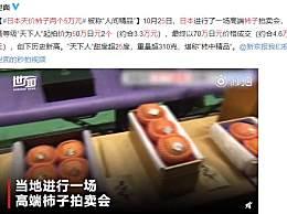 日本天�r柿子���5�f元