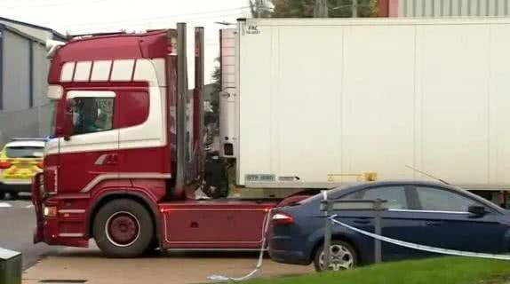 死亡货车案逮捕四人 仍在确认死亡货车遇难者国籍