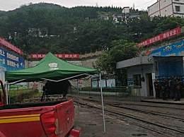 四川古蔺煤矿垮塌 搜救工作正紧张进行中