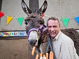 史上最高龄驴大寿 60岁高龄破吉尼斯纪录