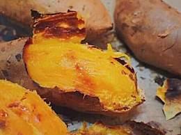 烤红薯红薯皮可以吃吗?烤红薯皮是干垃圾还是湿垃圾