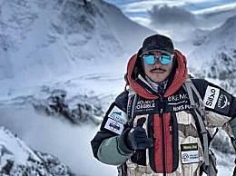 7个月攀登14座逾8000米高峰 尼迫尔登山家鼓励后人打破他的记录