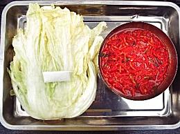 韩国白菜涨价至一颗30块 要从中国进口以稳定市场供给