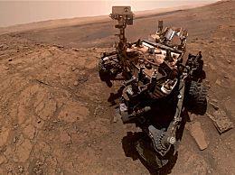 NASA好奇号自拍照 记录探测器重要时刻