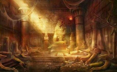 金字塔里面到底有什么 揭埃及金字塔未解之谜!