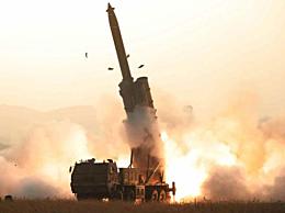 朝鲜试射超大火箭炮 金正恩表示极大满意