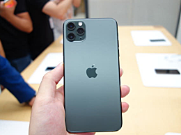 iPhone销量下降9% 总营收下降2%至2601亿美元