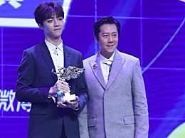2019亚洲新歌榜盛典 蔡徐坤和陈立农首度同台