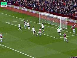 利物浦逆转维拉 罗伯逊头球破门马内终场前绝杀