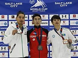 武大靖500米夺冠 武大靖夺本赛季短道世界杯首冠
