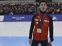 武大靖500米夺冠 获本赛季世界杯首冠