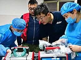 病危双胎转院北京 安徽早产病危双胞胎转院北京