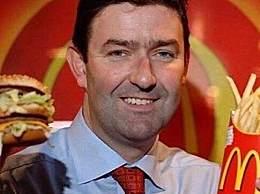 麦当劳美国区CEO被解雇 麦当劳CEO为什么被解雇