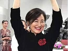林青霞65岁庆生照 气质女神容颜未老