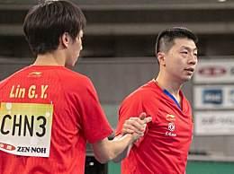 乒乓球团体开门红3-0轻取尼日利亚 马龙与林高远配对双打3-1获胜