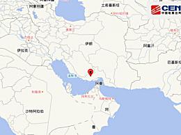 伊朗发生5.3级地震 地震时的自救方法