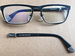 眼镜框断了用什么粘 可以用502胶水粘吗