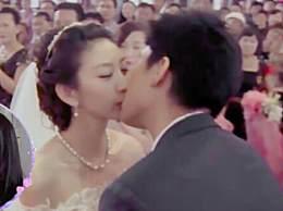 凌潇肃唐一菲婚礼视频 现场画面太感人