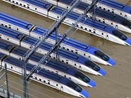 日本新干线报废 造成损失高达118亿日元