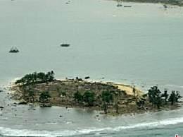 海啸夺走26万生命 人在自然灾害面前渺小不堪一击