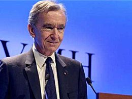 LV老板成为全球第二富豪 比盖茨多出1亿美元