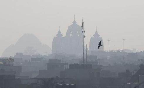 印度首都毒气室 新德里遭遇史上最严重雾霾