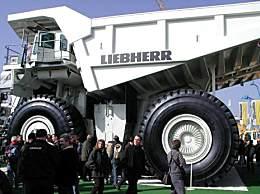 世界上最大的车 重达450吨