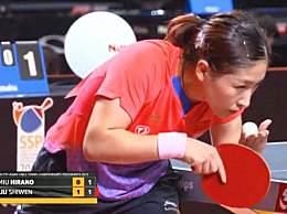 乒乓球团体开门红 首日四场男女小组赛均获胜