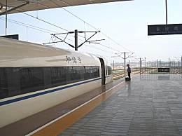 高铁时速究竟多快?河南省境内最快高铁揭榜