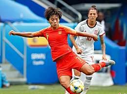 王霜梅开二度 中国女足2:0战胜新西兰