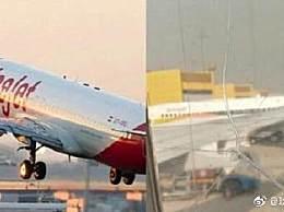 机窗裂粘后继续飞 官方神操作遭乘客质疑