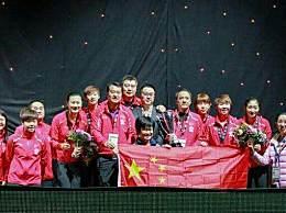 乒乓球团体开门红 男女小组赛中均以3:0告捷