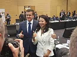 杨扬当选世界反兴奋剂机构副主席 任期3年
