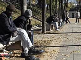 巴黎清除移民阵地 法国再度面对难民难题