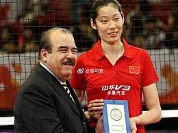 朱婷获全球十佳运动员奖 为中国女排创造黄金时代