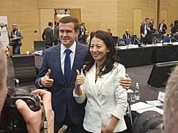 杨扬当选WADA副主席 是获世界冠军最多的中国运动员