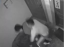 小偷溜进特警家遭抱摔 小偷偷到特警家里被擒