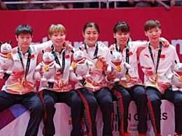 女乒世界杯四强名单2019 中国队3:0战胜美国队