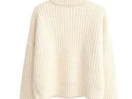 高领毛衣什么人穿好看?高领的毛衣不适合什么人穿