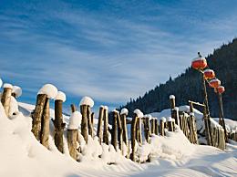 关于冬天的写景作文