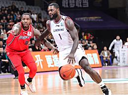 辽宁男篮赛季首胜 芬森砍35+13终止二连败