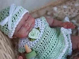 世界上最小的婴儿 仅仅有巴掌大小