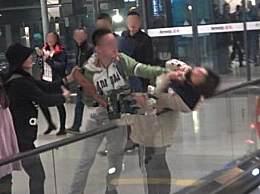 baby粉丝机场被打 baby粉丝机场被打事件始末