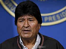 玻利维亚总统宣布辞职 墨西哥称愿为其提供庇护