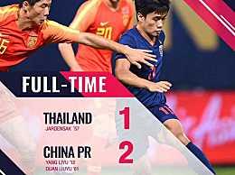 国奥2-1力克泰国 热身赛国奥2:1战胜泰国全场进球回顾