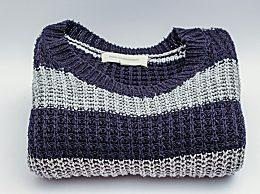 高领毛衣领口变松如何处理?怎么避免高领毛衣领口变松