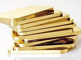 贵金属牛市终结 黄金大幅度跌价创历史最低