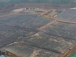 西安垃圾场饱和 国内最大的垃圾填埋场即将填满