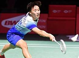 陈雨菲获女单冠军 陈雨菲个人资料战绩
